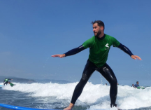 5 Group Surf Lessons